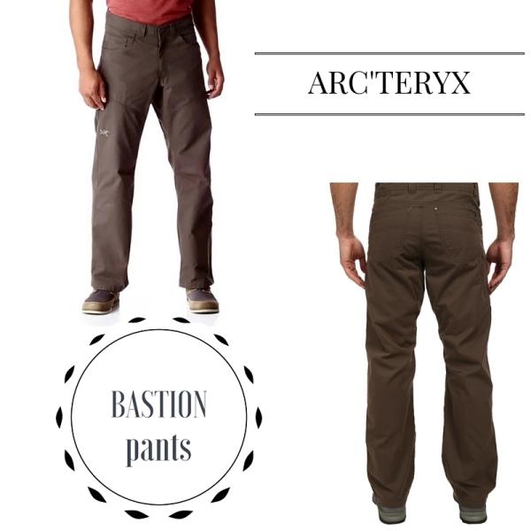 arc'teryx bastion pants