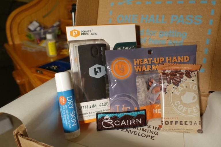 Cairn Box review