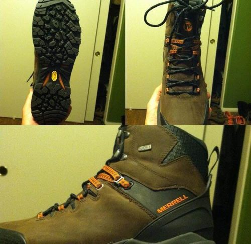 Merrell Phaserbound boots